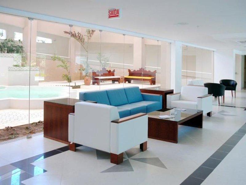 Bahia Plaza Resort Lounge/Empfang