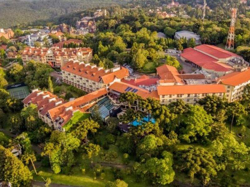 Wish Serrano Resort & Convention Außenaufnahme