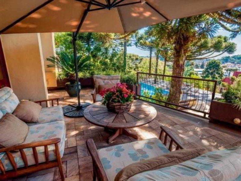 Wish Serrano Resort & Convention Terrasse