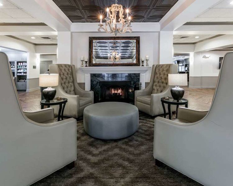 Richmond Inn & Suites Baton Rouge-College Drive Lounge/Empfang