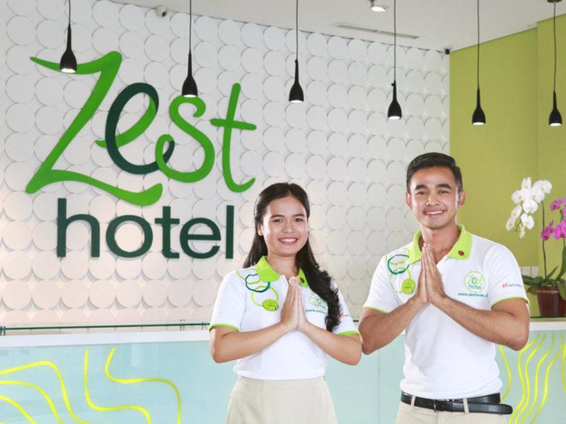 Zest Hotel Sukajadi Bandung Personen