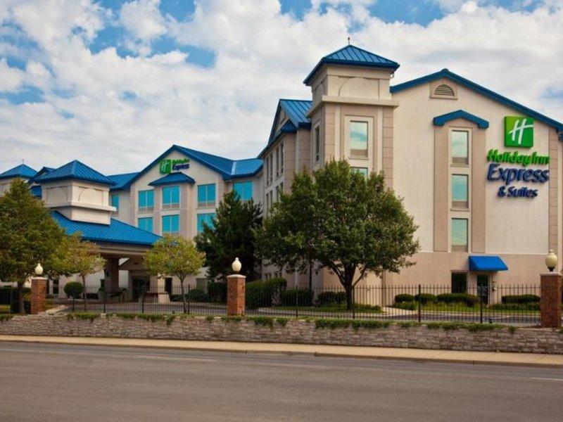 Holiday Inn Express Hotel & Suites Chicago-Midway Airport Außenaufnahme