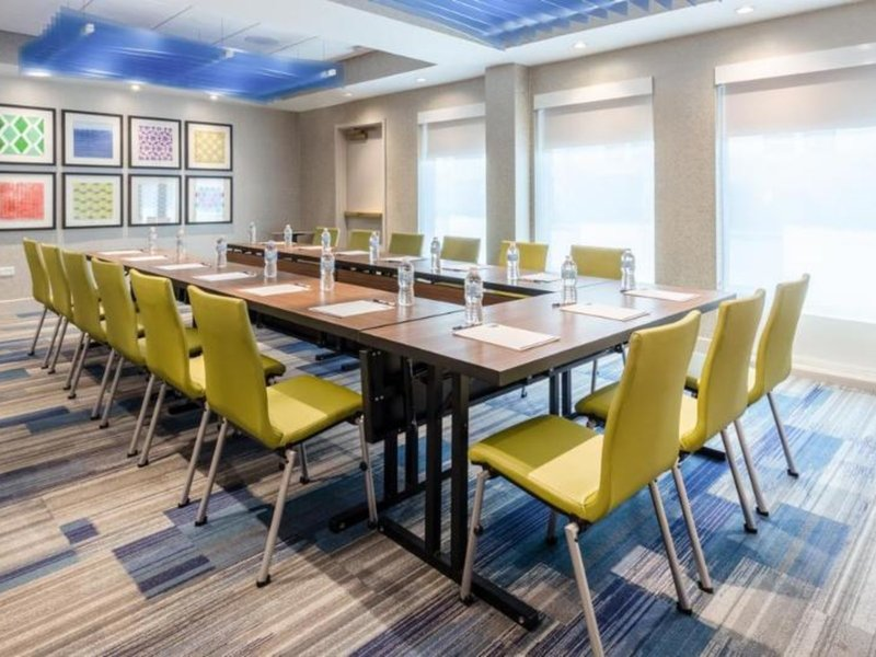 Holiday Inn Express Hotel & Suites Chicago-Midway Airport Konferenzraum