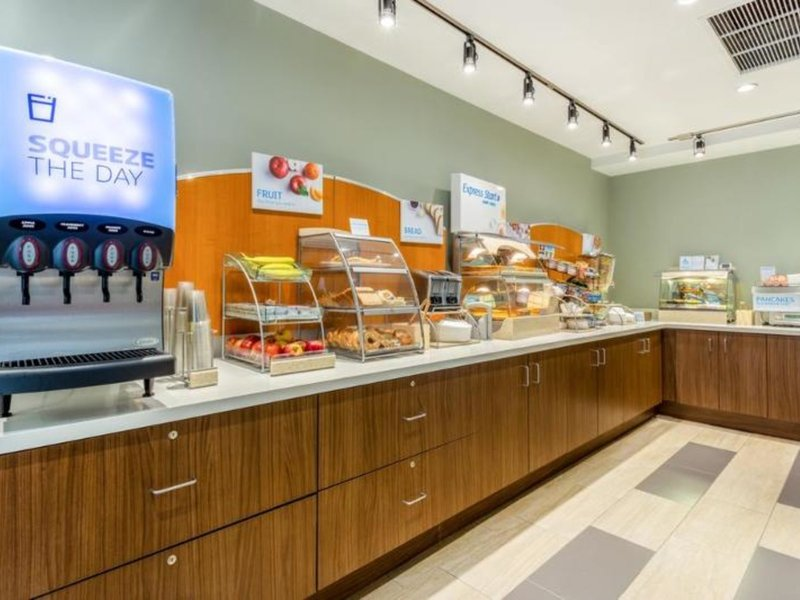 Holiday Inn Express Hotel & Suites Chicago-Midway Airport Restaurant