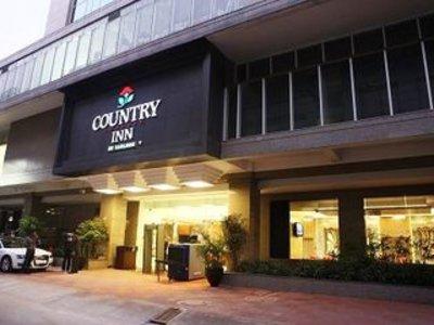 Country Inn By Carlson Delhi Saket Außenaufnahme