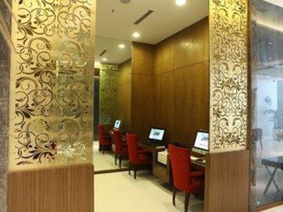 Country Inn By Carlson Delhi Saket Badezimmer