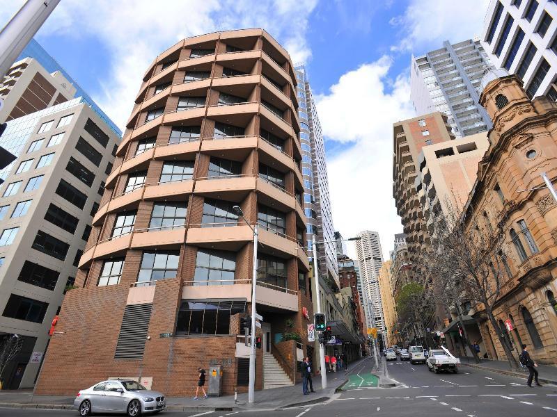 Metro Apartments on Darling Harbour Außenaufnahme