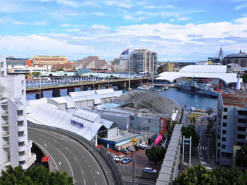 Metro Apartments on Darling Harbour Sport und Freizeit