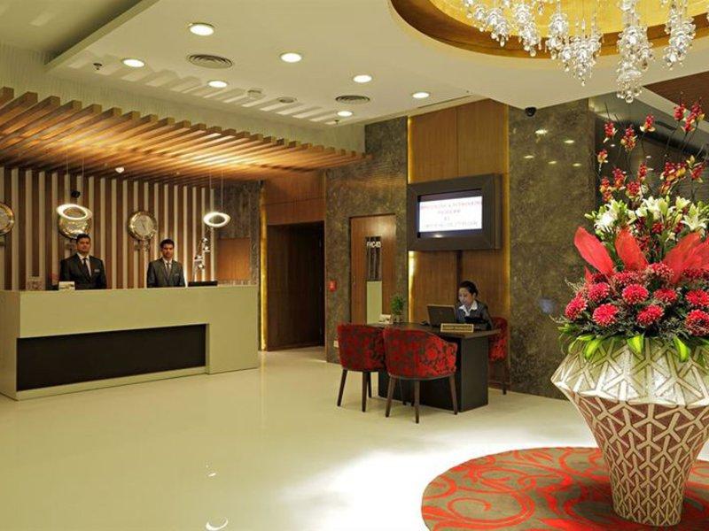 Country Inn By Carlson Delhi Saket Lounge/Empfang