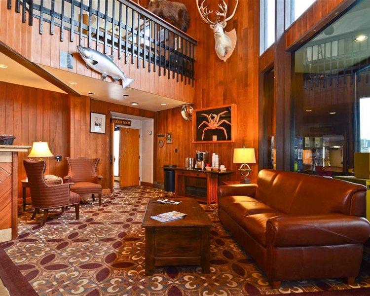 Best Western Kodiak Inn and Convention Center Konferenzraum