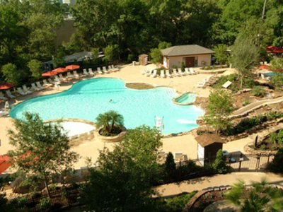 The Houstonian Hotel, Club & Spa Pool