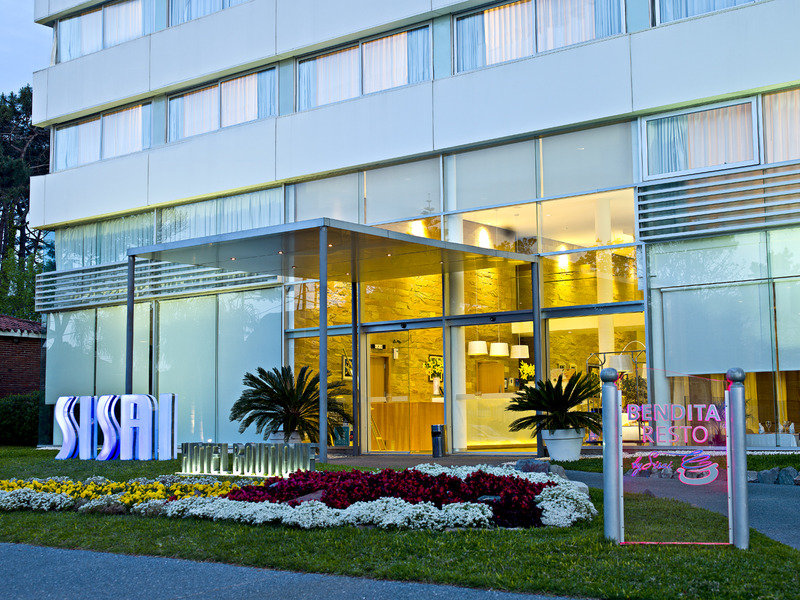 Sisai Hotel Boutique Außenaufnahme