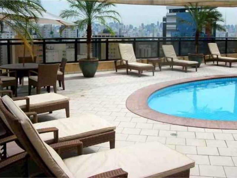 Capital Sao Paulo Itaim Bibi Future Grand Mercure Pool