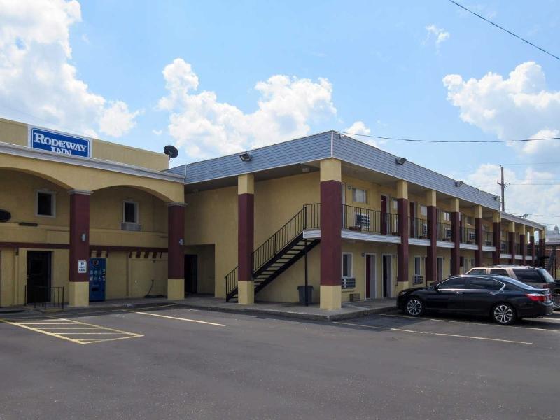 Rodeway Inn Kansas City Außenaufnahme