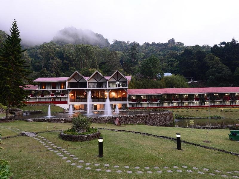 Bambito Hotel & Resort Außenaufnahme