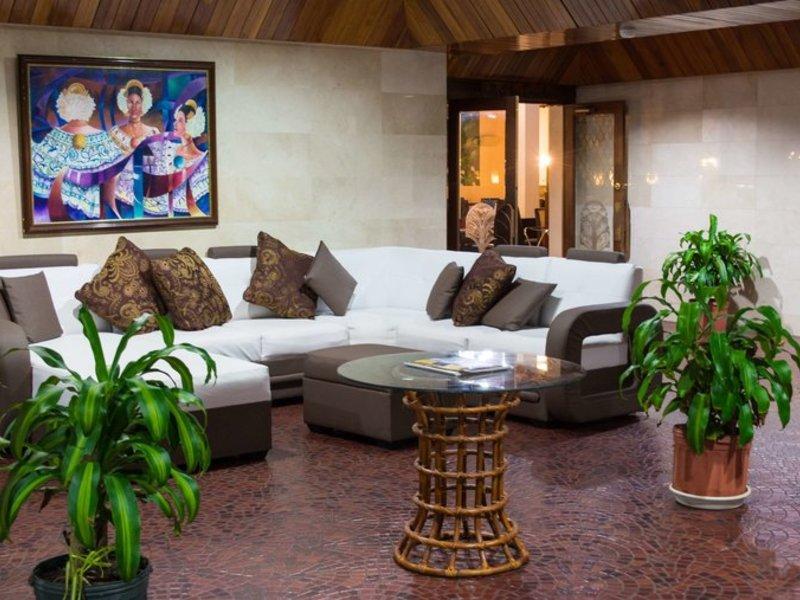 Bambito Hotel & Resort Lounge/Empfang