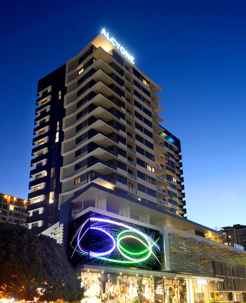 Alcyone Hotel Residences Außenaufnahme