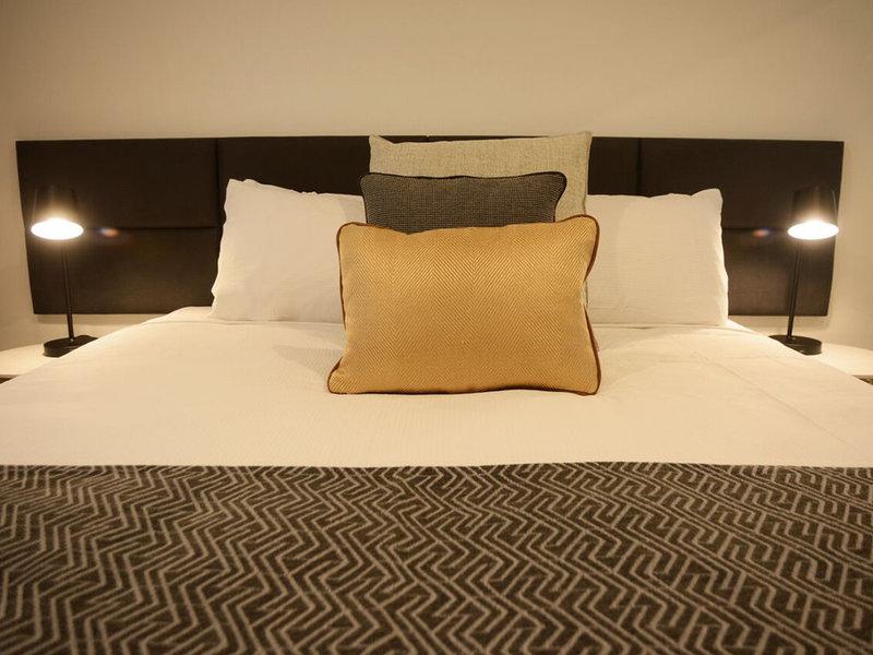 Alcyone Hotel Residences Wohnbeispiel