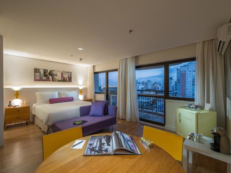 Capital Sao Paulo Itaim Bibi Future Grand Mercure Wohnbeispiel
