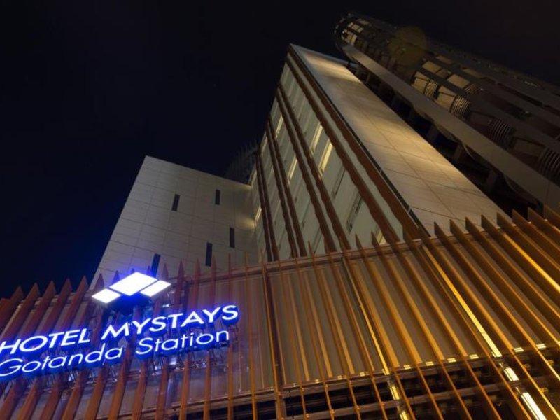 Hotel Mystays Gotanda Station Außenaufnahme