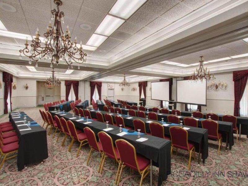 Piccadilly Inn Shaw Konferenzraum