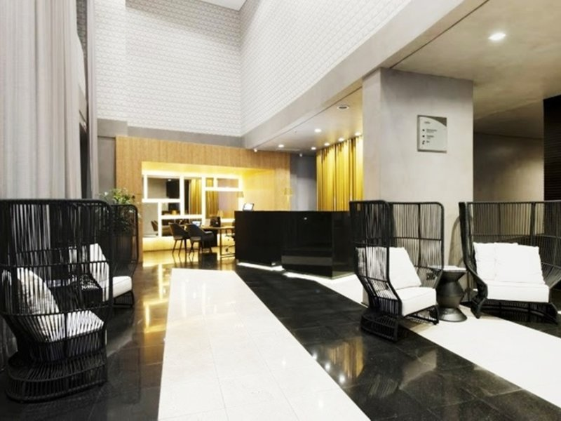 Radisson Hotel Alphaville Lounge/Empfang