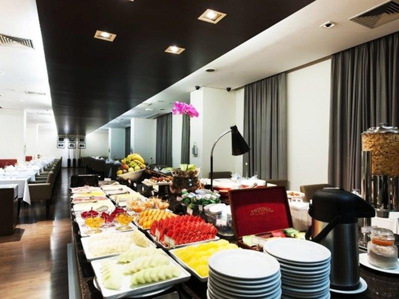 Radisson Hotel Alphaville Restaurant
