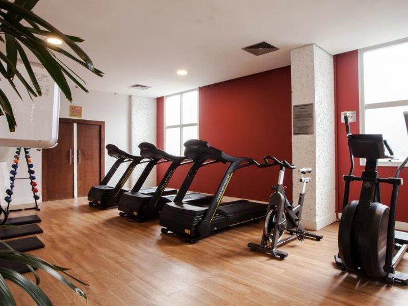 Radisson Hotel Alphaville Sport und Freizeit