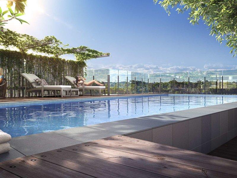 Alcyone Hotel Residences Pool
