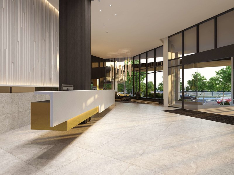 Alcyone Hotel Residences Lounge/Empfang