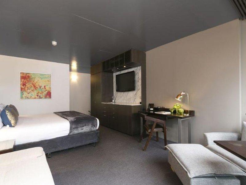 Clarion Hotel Soho Wohnbeispiel