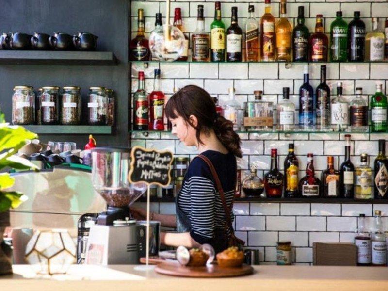 Clarion Hotel Soho Bar
