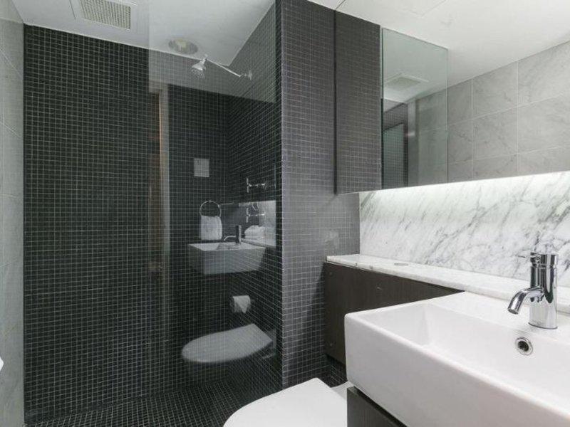 Clarion Hotel Soho Badezimmer