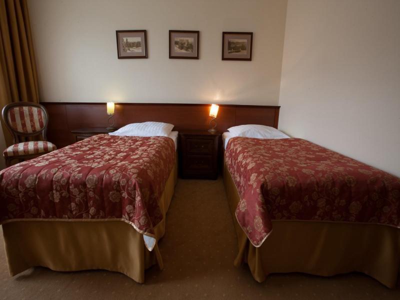 Hotel Klimek Spa Wohnbeispiel