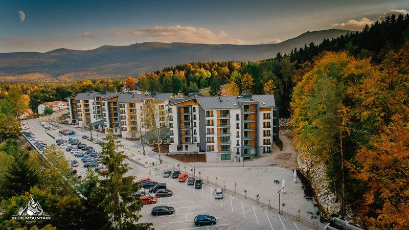 Blue Mountain Resort Außenaufnahme