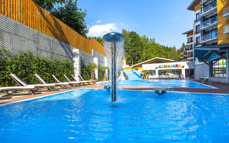 Blue Mountain Resort Pool