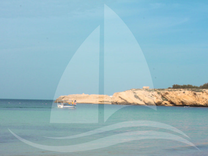 Marina Cap Monastir Strand