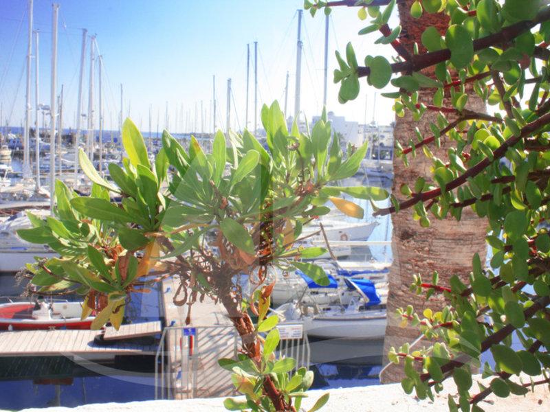 Marina Cap Monastir Garten