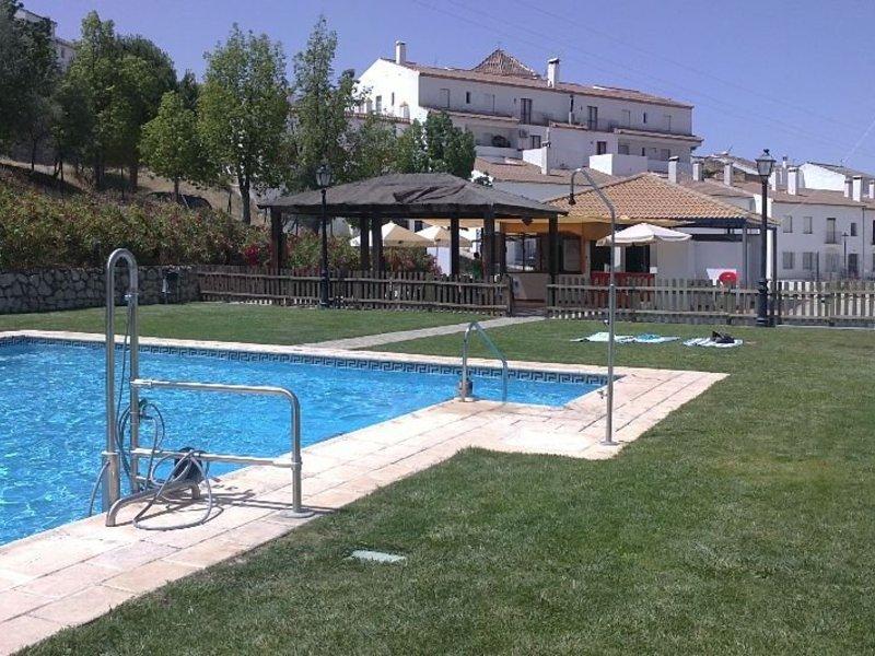 Casas de Parauta Pool