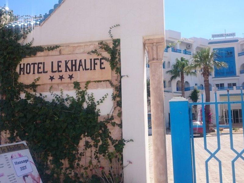 Le Khalife Außenaufnahme