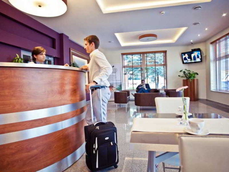 Best Western Airport Modlin Bar