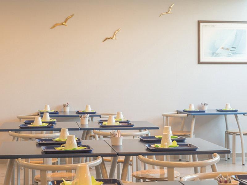 Appart´City Arlon Porte du Luxembourg Restaurant
