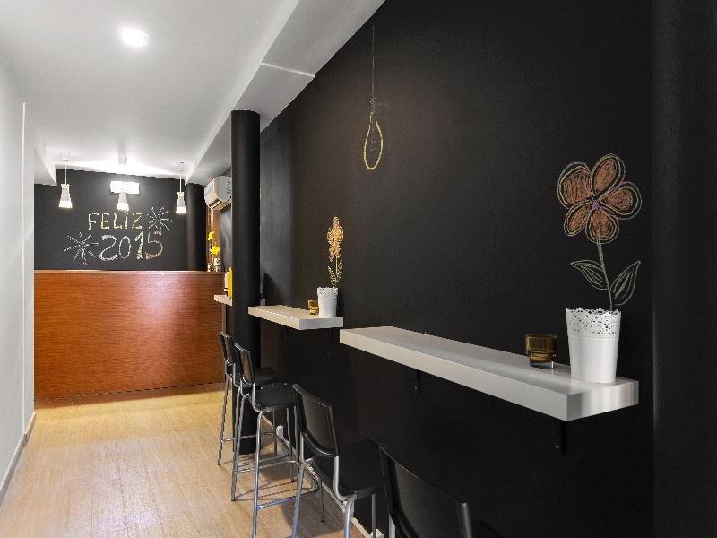 Aveiro City Lodge Bar