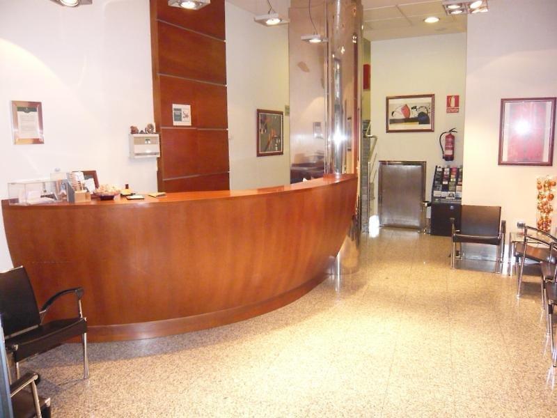 Hotel Blue Longoria Plaza Lounge/Empfang