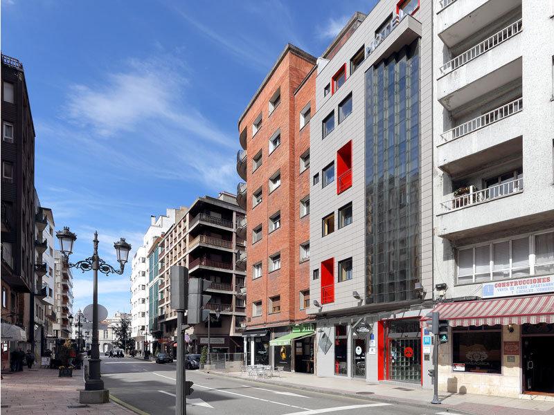 Exe Hotel El Magistral Außenaufnahme