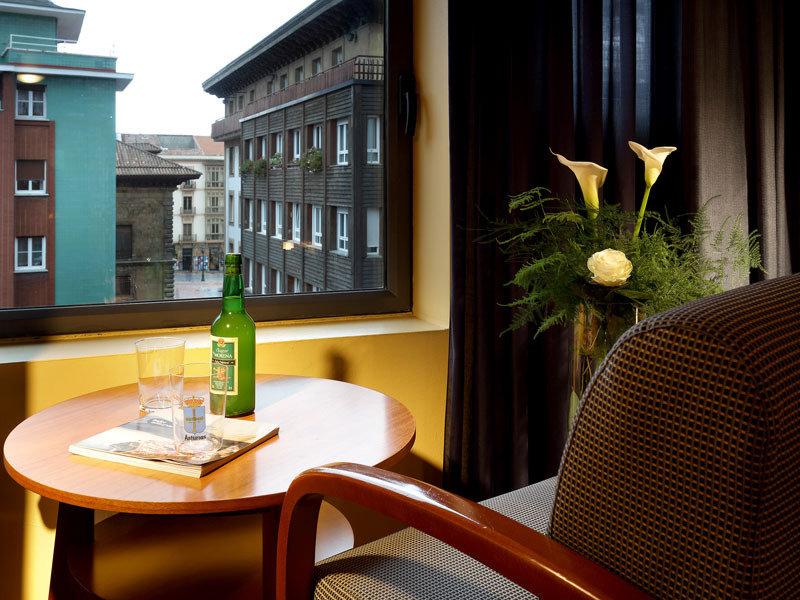 Exe Hotel El Magistral Terrasse