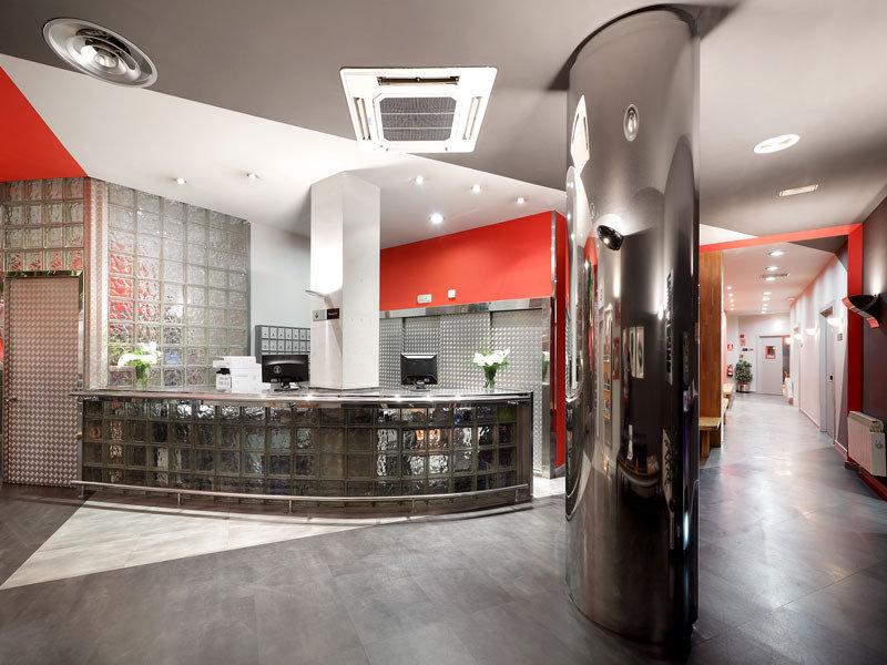 Exe Hotel El Magistral Lounge/Empfang