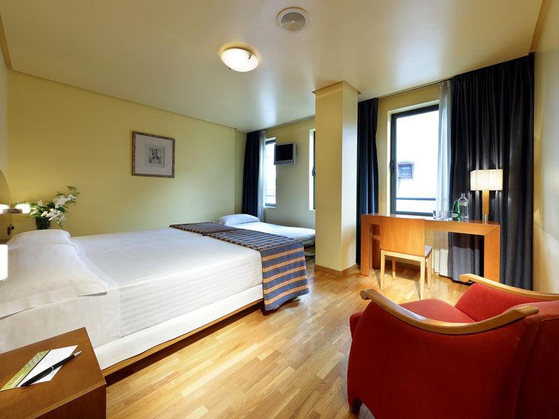 Exe Hotel El Magistral Wohnbeispiel