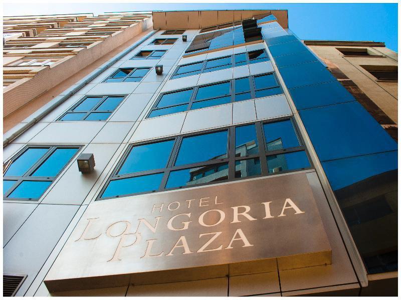Hotel Blue Longoria Plaza Außenaufnahme