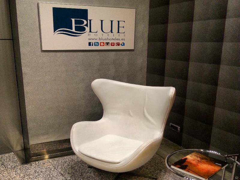 Hotel Blue Longoria Plaza Badezimmer